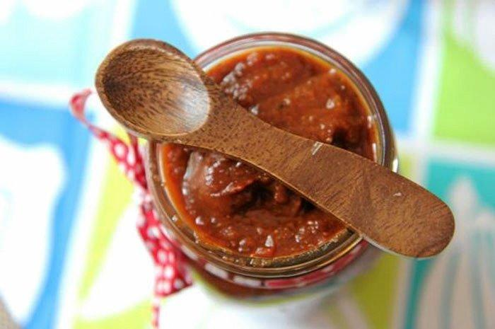 Barbecue sauce.
