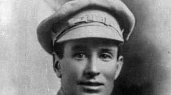 CALL OF DUTY: Cyril Connors served with the 6th Light Horse in the First World War and also enlisted in the Second World War.