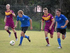 Bangalow Bluedogs bow out of soccer knockout