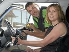 Mary-Ann and Scott Errington of Reben Mobility can modify a car to suit a range of needs, Monday, May 16, 2016.