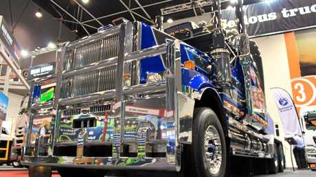 Jon Kelly's Western Star was the standout of the Perth Truck Show. Photo Sean Owens / Big Rigs