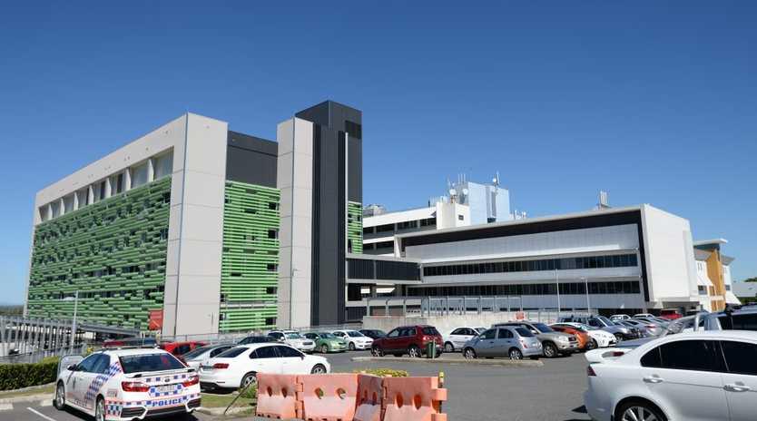 Rockhampton Hospital. Photo: Chris Ison / The Morning Bulletin