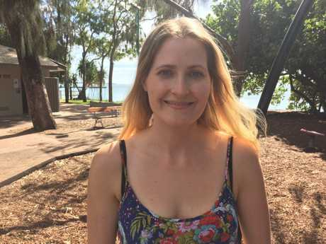 Naomi Pickard, Melbourne - It's not equal rights. When I lived in New Castle I found my pay was lower compared to the city and it makes you feel devalued.