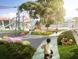 Kershaw Gardens redevelopment