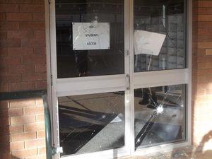 Vandals smash 150 windows, cause $80k damage