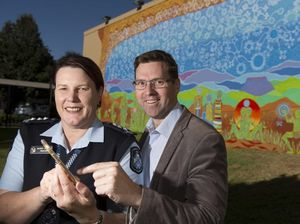 How police and council are tackling illegal graffiti