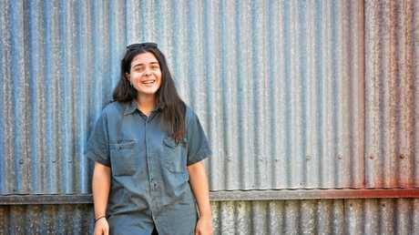 Gympie musician Irena Exarhos is waiting to hear if she has progressed to the X Factor televised auditions.