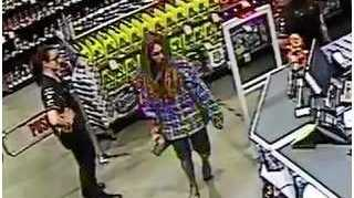 Police believe this man may be able to help them with their investigation into a theft at a Lismore auto store.