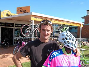 Coast cyclists and triathletes mourn the loss of Scott Penny