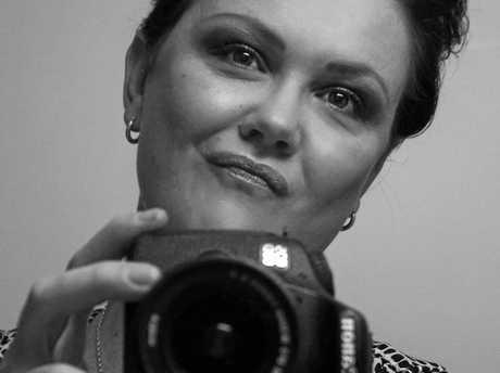SELF PORTRAIT: Toowoomba photographer Cathy Smith.