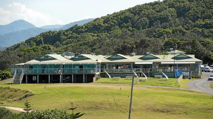 SUDDEN: The Coffs Harbour Deep Sea Fishing Club has closed temporarily.