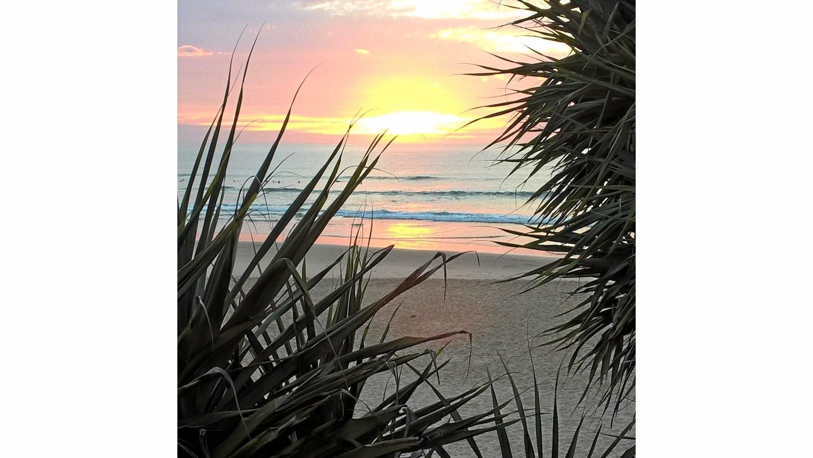 The sun continues to shine on the Sunshine Coast.