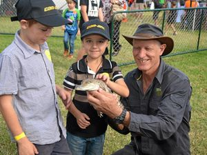 Esk show sees rural Queensland shine