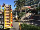 Staff move quickly to stop Mooloolaba restaurant fire