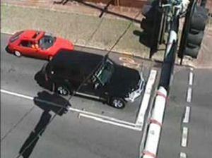 Police hunt man behind suburban driving rampage