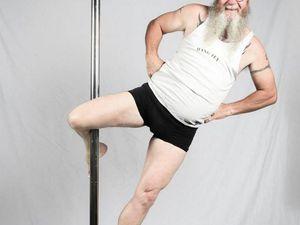 Allan Reinikka - Pole dancing