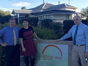 Politicians pledge to lobby for Sunrise Way detox centre