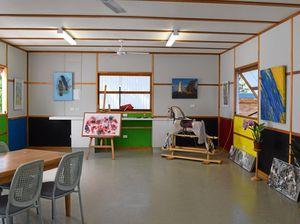 New Noosa Men's Shed studio fosters creativity