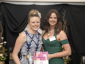 Sharla shines at Gympie awards night