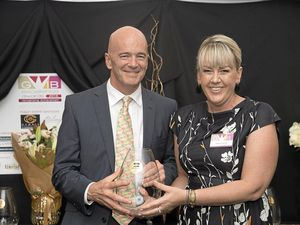Professionalism pays off for Vanessa for Gympie Award