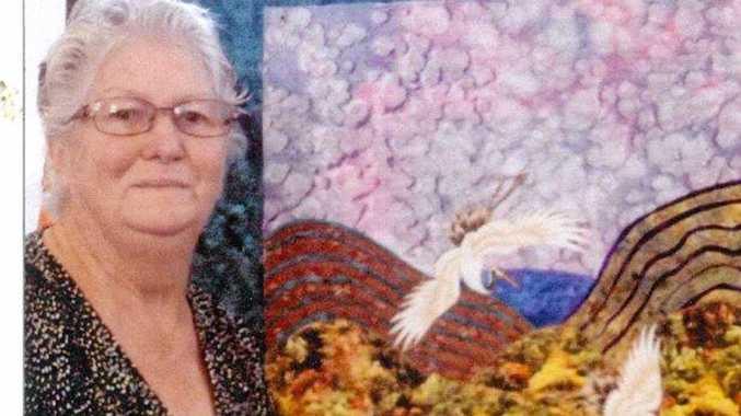 FINE ART: Ellie Vangelovski will host a fibre art workshop in Chinchilla next month.