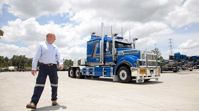 FLASHBACK: Big Dog 5 was to be the start of a new relationship with Mack, after Jon Kelly has ordered 40 to be delivered in stages in 2014 and 2015.