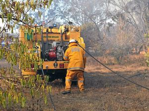 Calls to reduce fire fuel after bush blaze