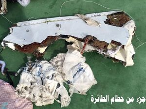 iPad or iPhone fire may have downed EgyptAir plane