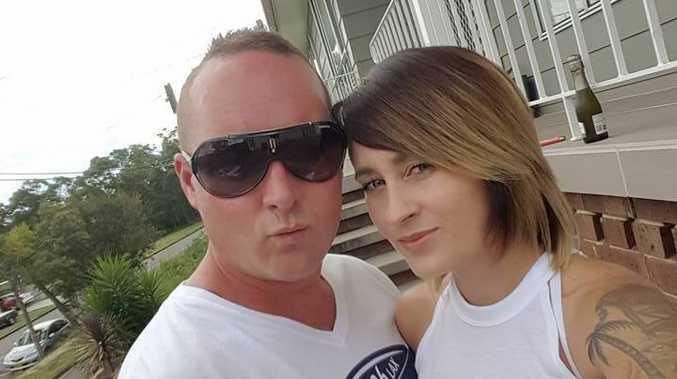 Damian and Brooke Jobson