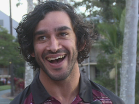 Johnathan Thurston talks Origin and his Future
