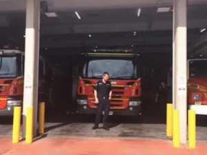 Mackay's new firefighters arrive