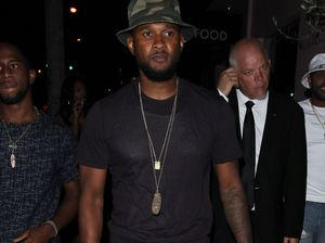 Usher's 'stalker' arrested
