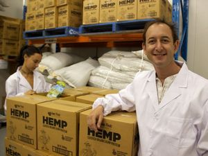 High time to legalise hemp for food, say local politicians