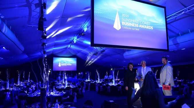 Last year's award night
