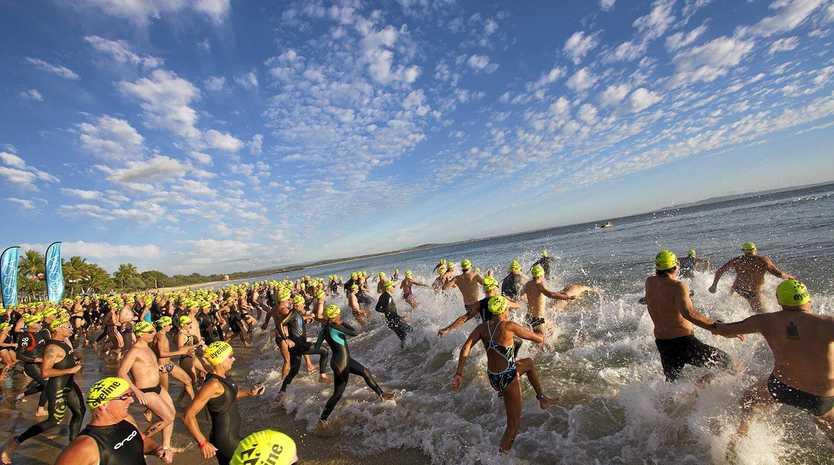 GREAT WEEKEND: The Noosa Ultimate Sports Festival will include Swim Noosa.