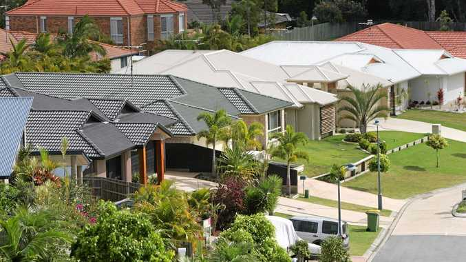 UP AND UP: Property owners are likely to win from rent and price increases but tenants and first home buyers might not be so happy. Photo: Brett Wortman / Sunshine Coast Daily