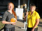 Toowoomba throwers Samantha Lenton and Ellie Bowyer have been selected to represent Australia at the Oceania Athletics Championships in Fiji. Wednesday, May 25, 2016.
