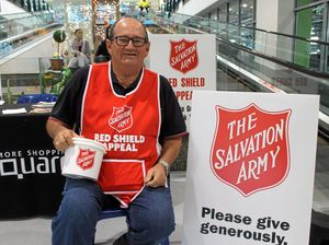 Lismore Salvos need more Red Shield volunteers by Saturday