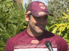 Cameron Smith, the most Origin games by a Queenslander.