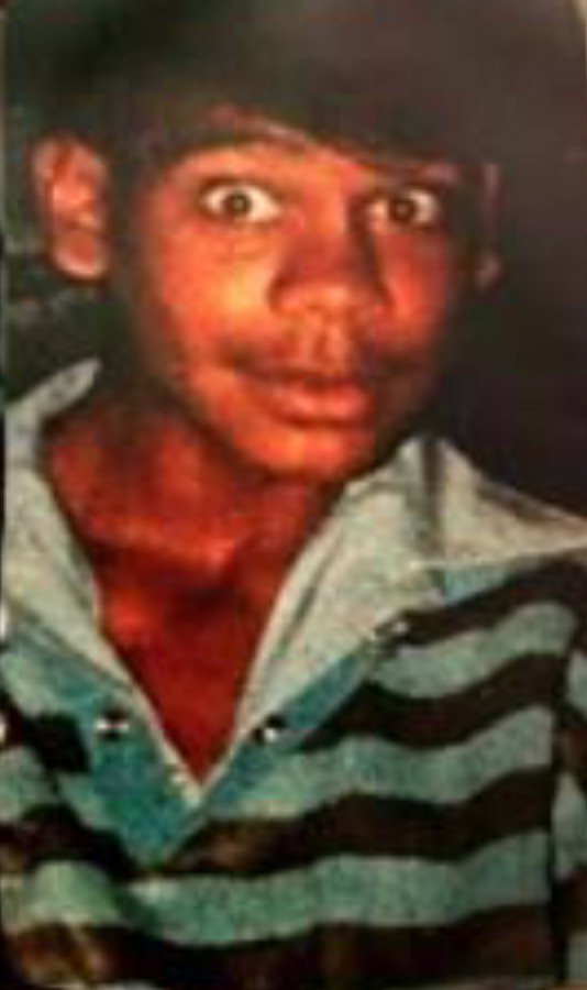 Clinton Speedy-Duroux, the first of the three children to disappear, was 16 at the time.