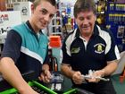 Gladstone boy beating intellectual challenges for dream job