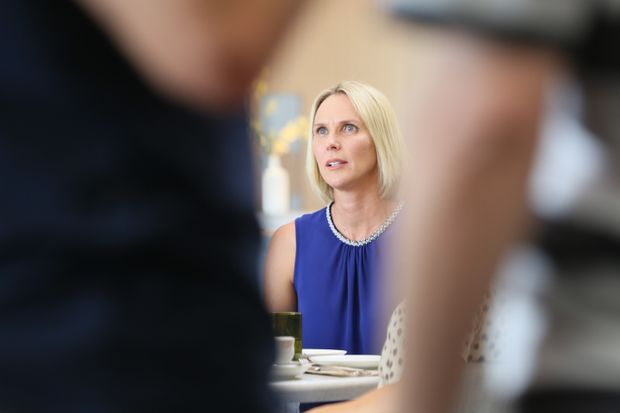 Susie O'Neill says she has done a 180 on smacking.