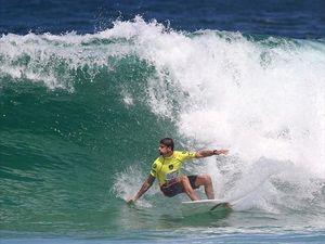 Yamba surfer Jeames Young