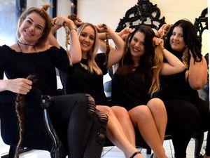 Salon's cause makes cuts far less scary