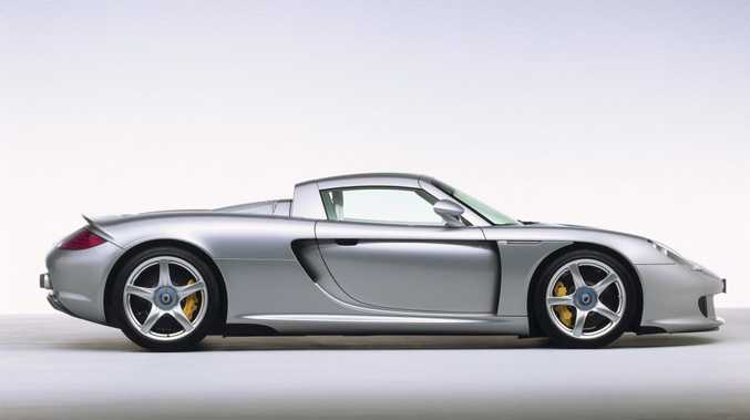 2003 Porsche Carrera GT. Photo: Contributed.
