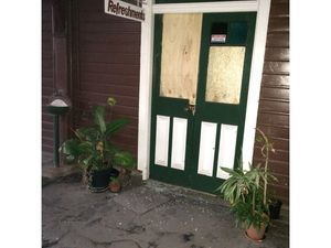 CCTV footage may reveal Rattler cafe vandals