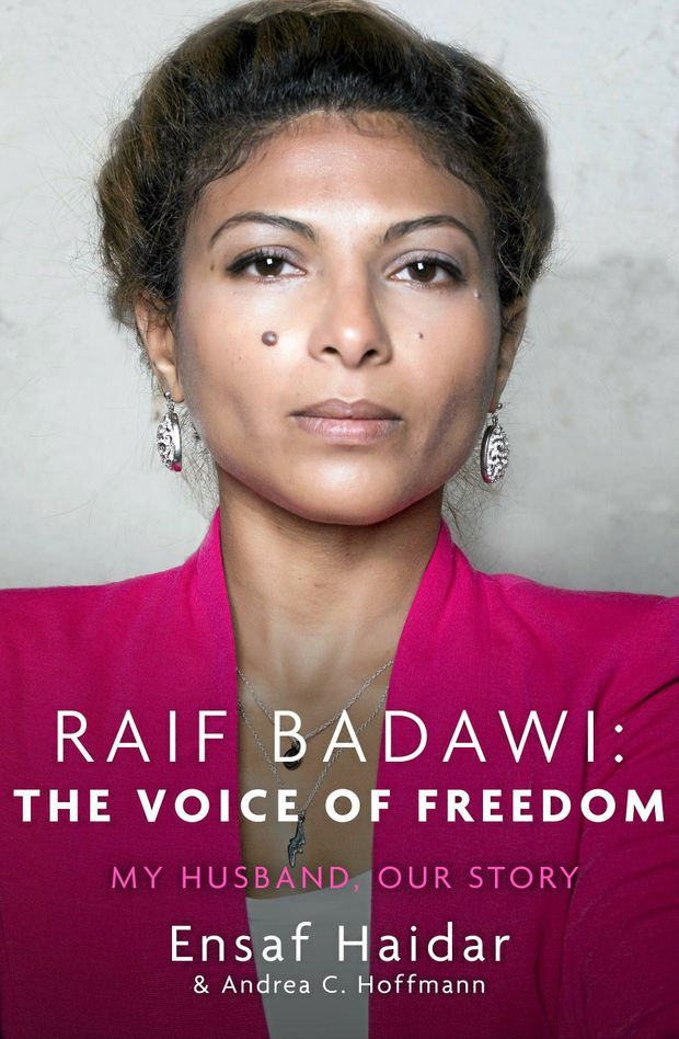 Ensaf Haidar has written a moving account of her husband's imprisonment in Saudi Arabia. You can follow the author on Twitter @miss9afi.