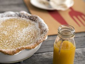 Winter: the perfect excuse for the perfect pumpkin pie