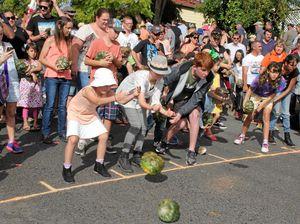 Goomeri Pumpkin Festival program for Sunday