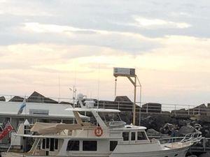 Local marine crews to the rescue